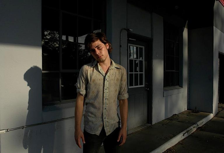 Kieron and his Shadow - American Series
