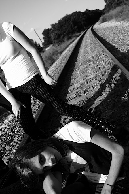 Teen Suburbia Train Tracks 2 - American Series