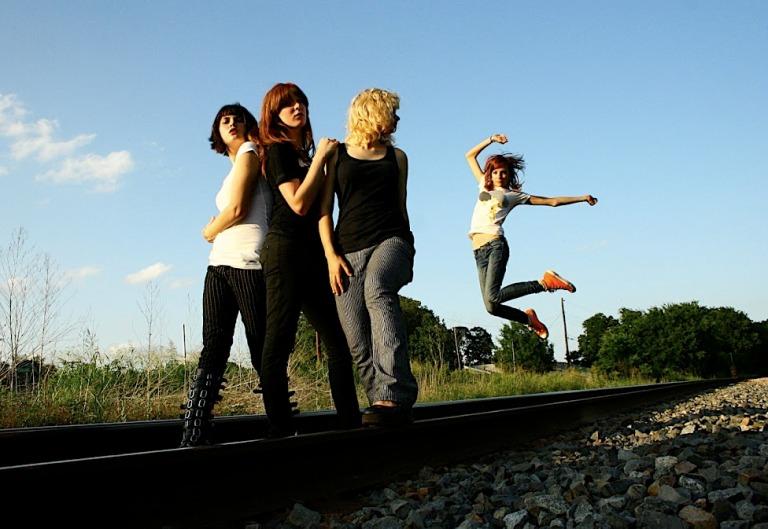 Teens on Tracks, Evan-A Jumps – American Series