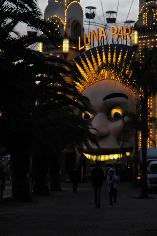 Creepy Luna Park - Australian Series